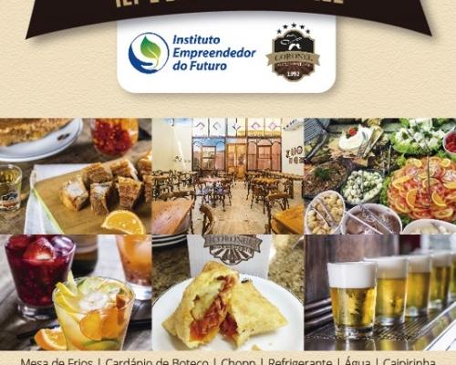 1º Festival de Boteco IEF e Bar do Coronel