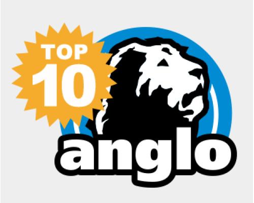 TOP TEN COLÉGIO ANGLO JÚLIA 1º ANO