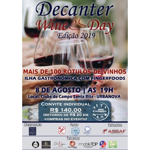 DECANTER WINE DAY 2019