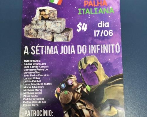INTERVALO SOLIDÁRIO ANGLO 2019