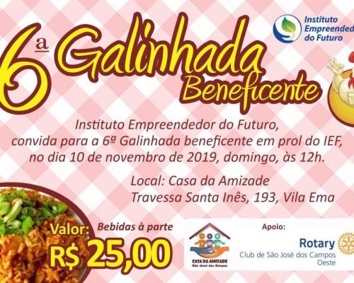 6ª GALINHADA IEF